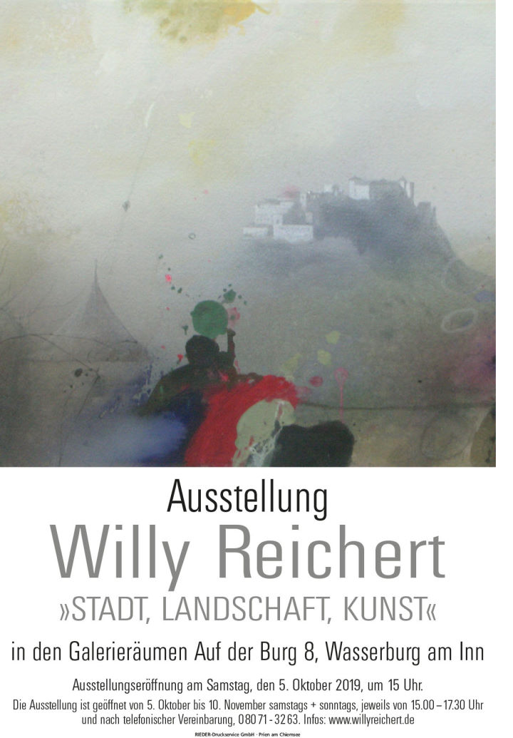 Willy Reichert Wasserburg a. Inn